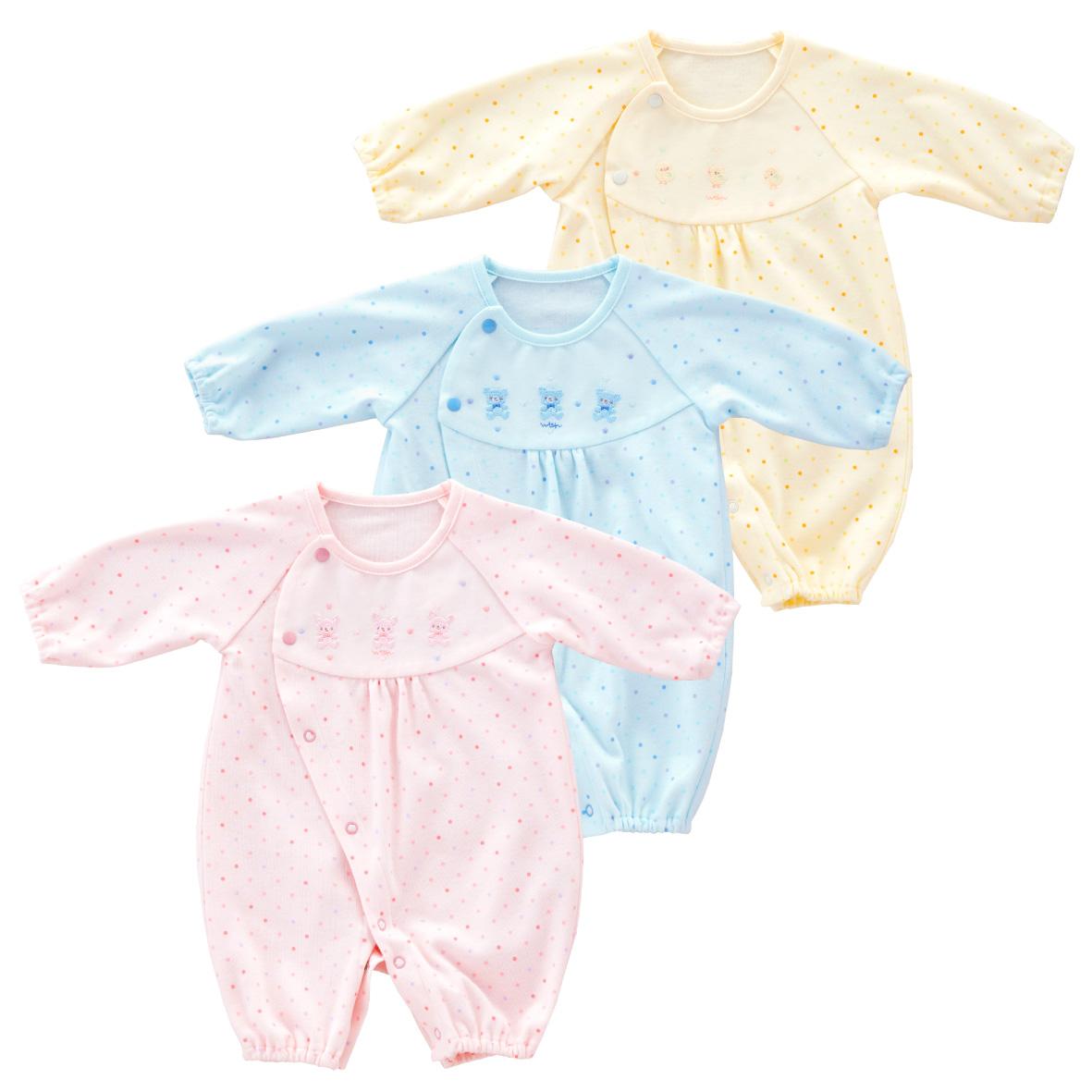 低出生体重児用 ツーウェイドレス